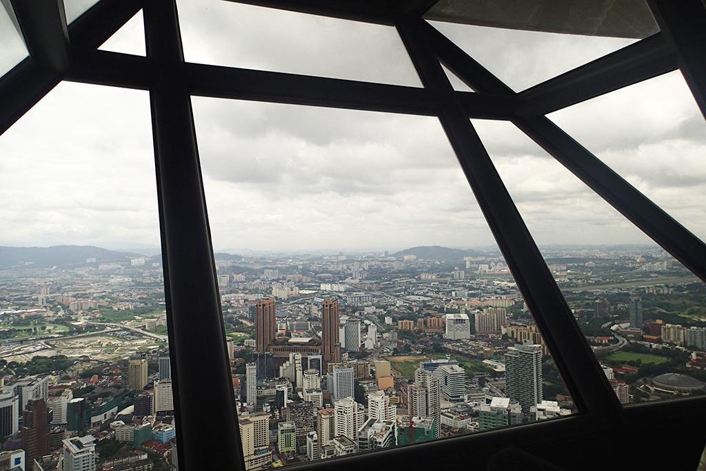 Башня КЛ | Русский гид в Куала Лумпуре