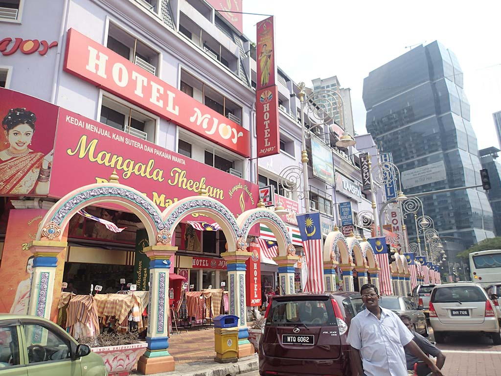 Brickfields | Русский гид в Куала Лумпуре
