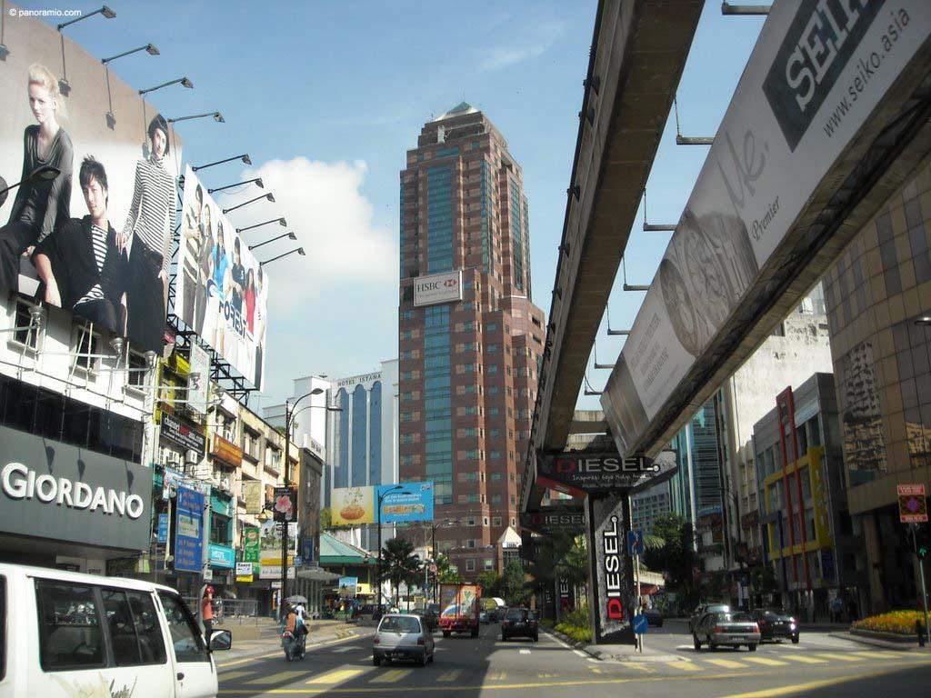 Bukit Bintang | Русский гид в Куала Лумпуре