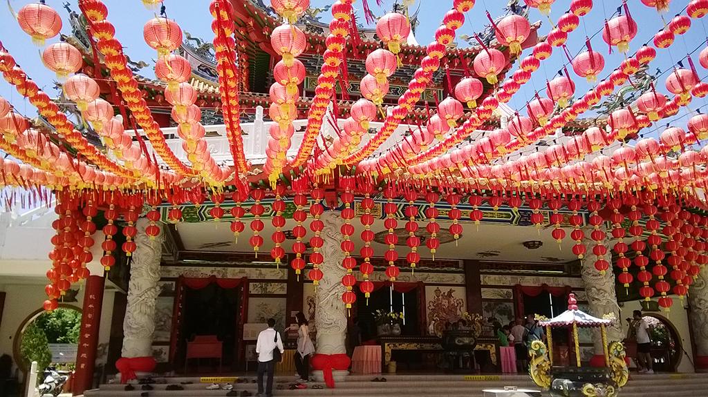 Китайский храм | Русский гид в Куала Лумпуре