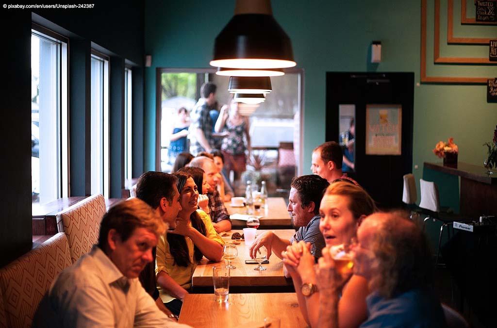 Люди едят | Русский гид в Куала Лумпуре