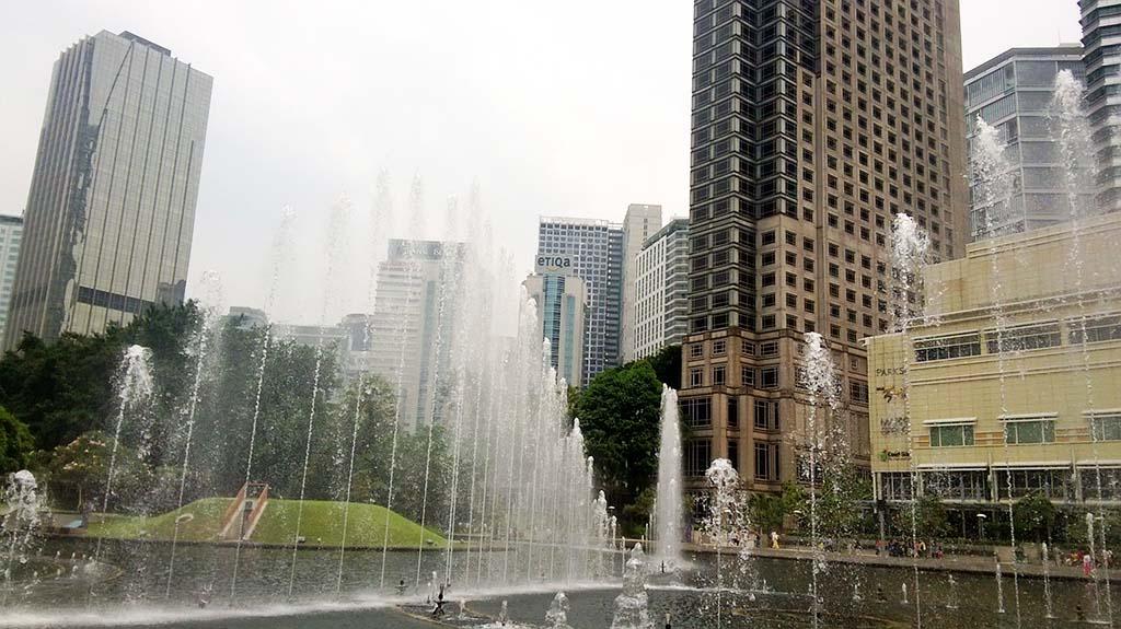 KLCC | Русский гид в Куала Лумпуре