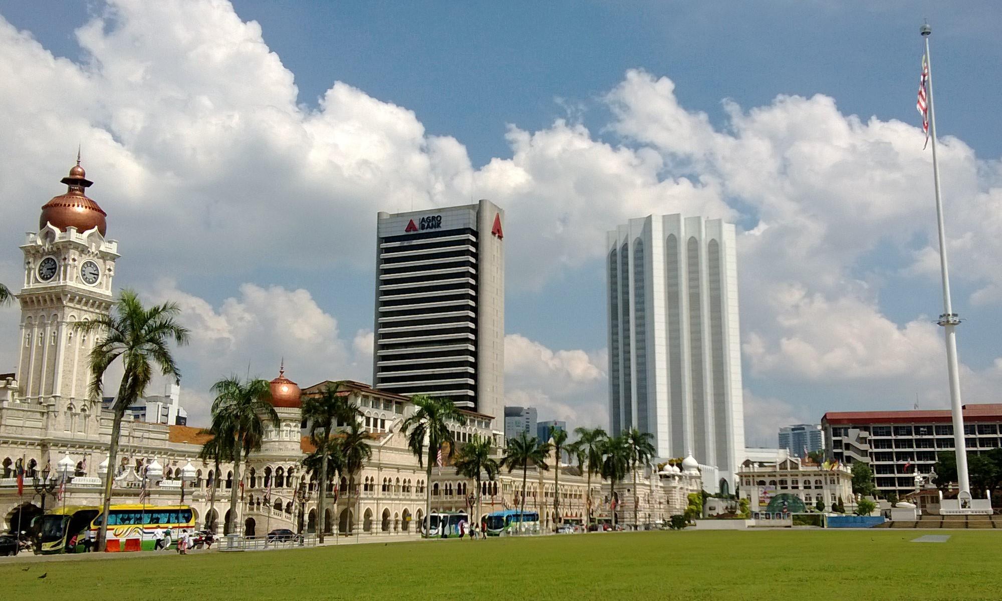 Площадь Независимости | Экскурсии в Куала Лумпуре