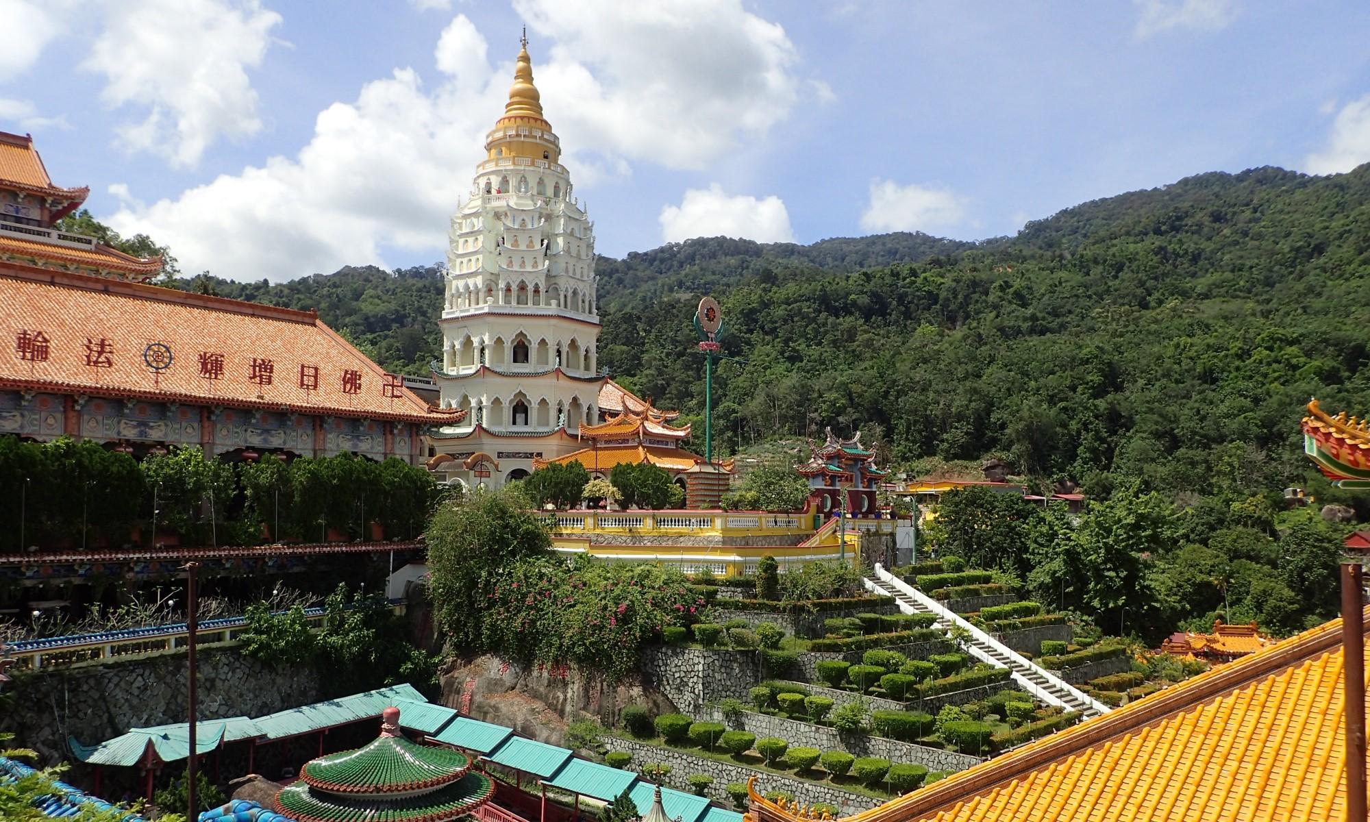 Кек Лок Си | Экскурсии и туры на Пенанге