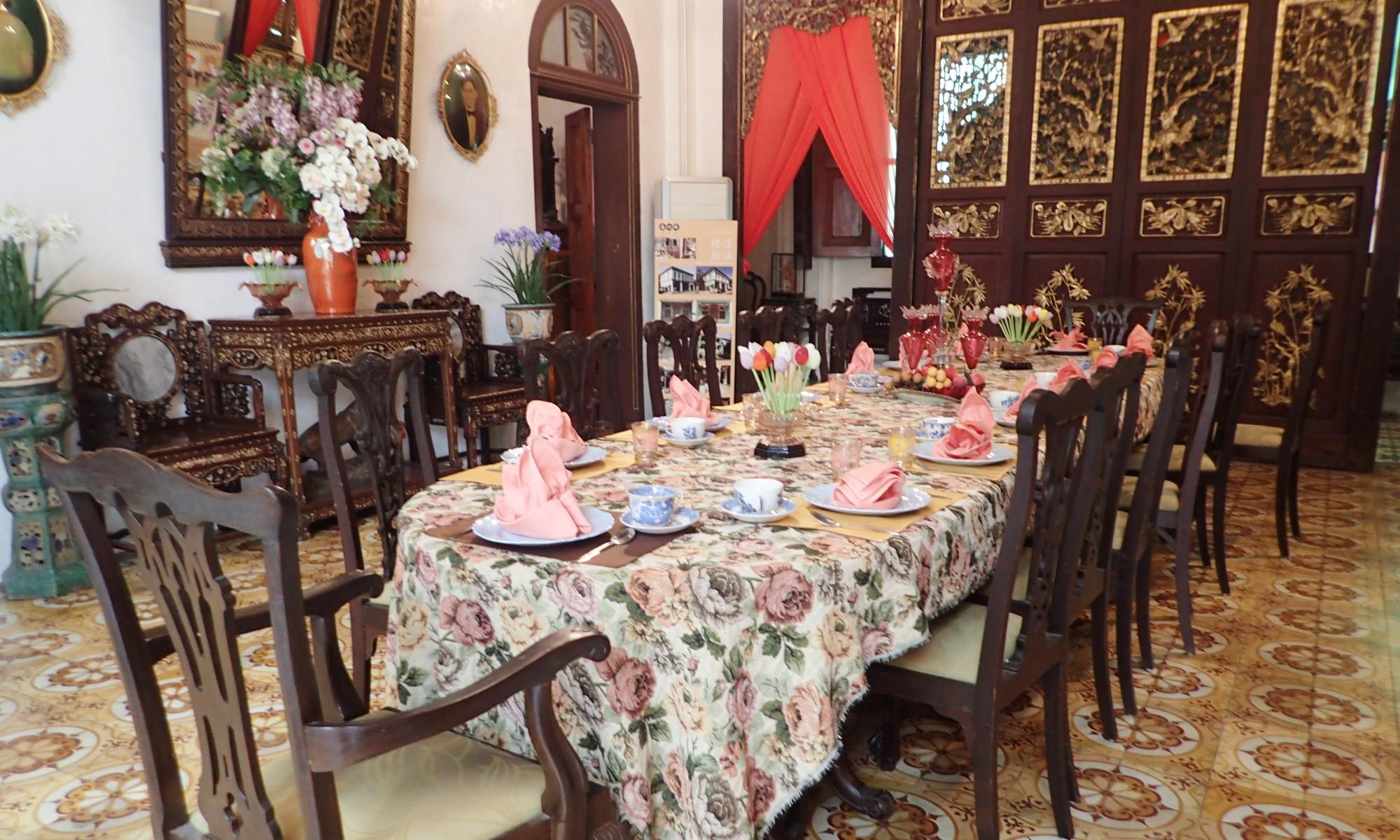 Дом-музей Перанакан на Пенанге