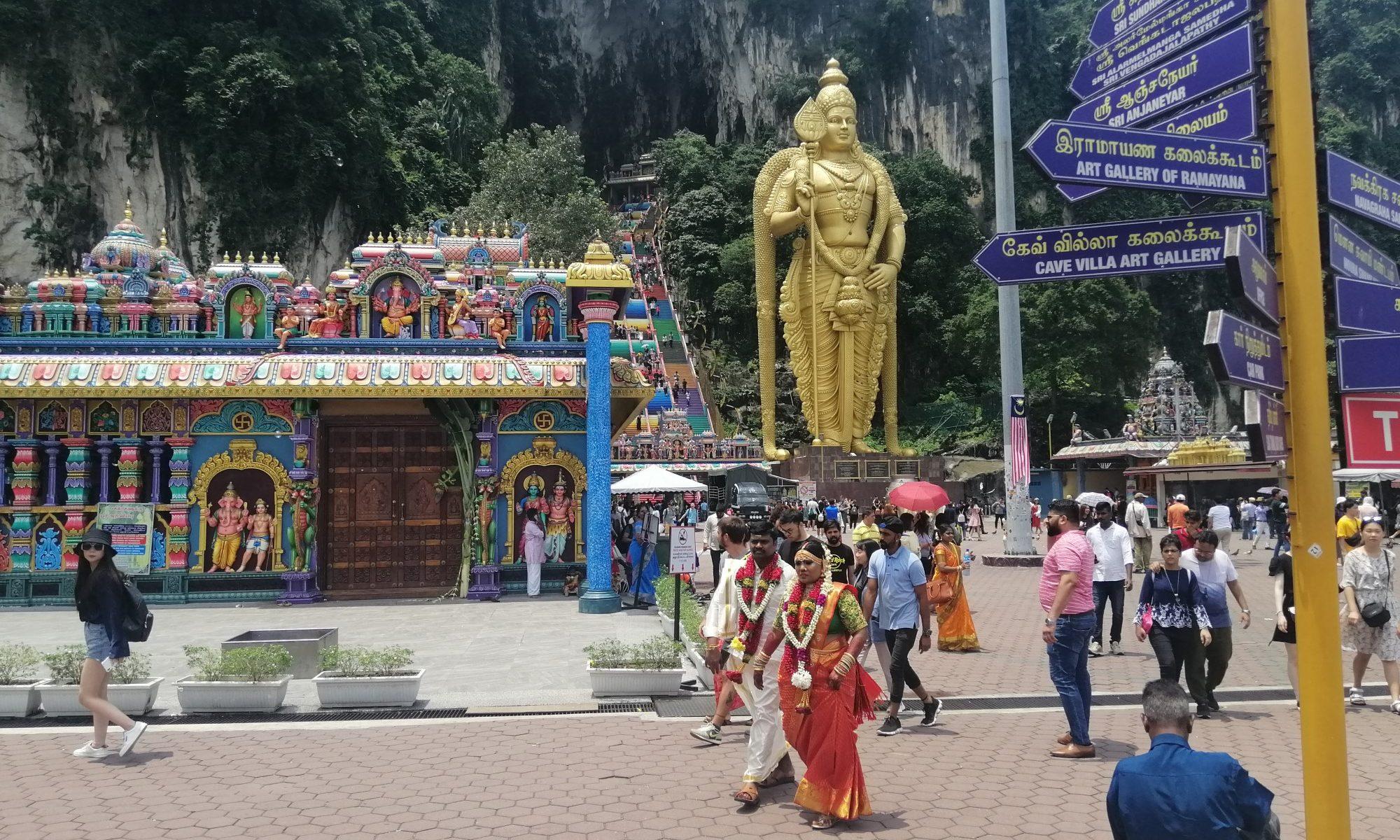 Пещеры Бату | Русский гид в Куала Лумпуре
