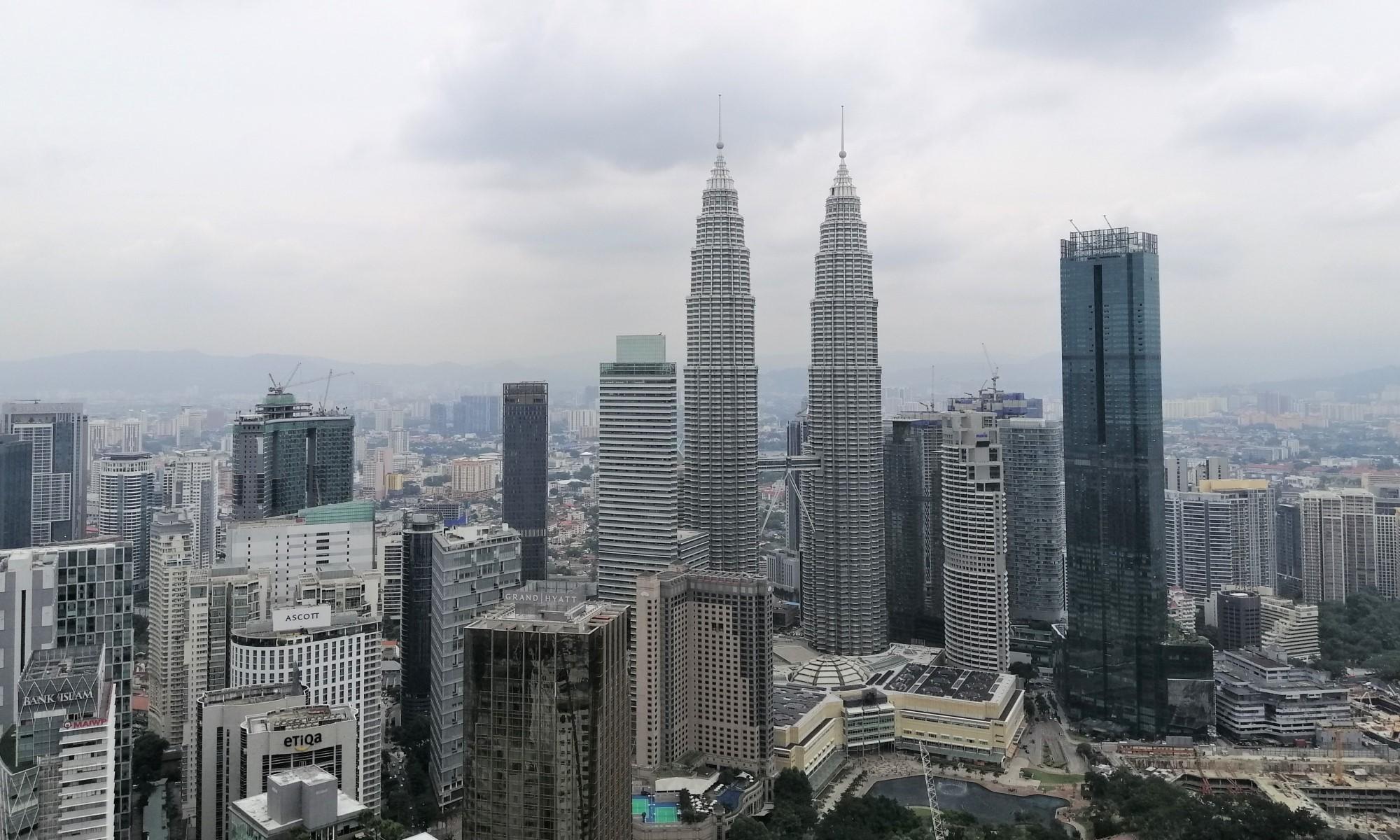 Башни- Близнецы Петронасы | Русский гид в Малайзии